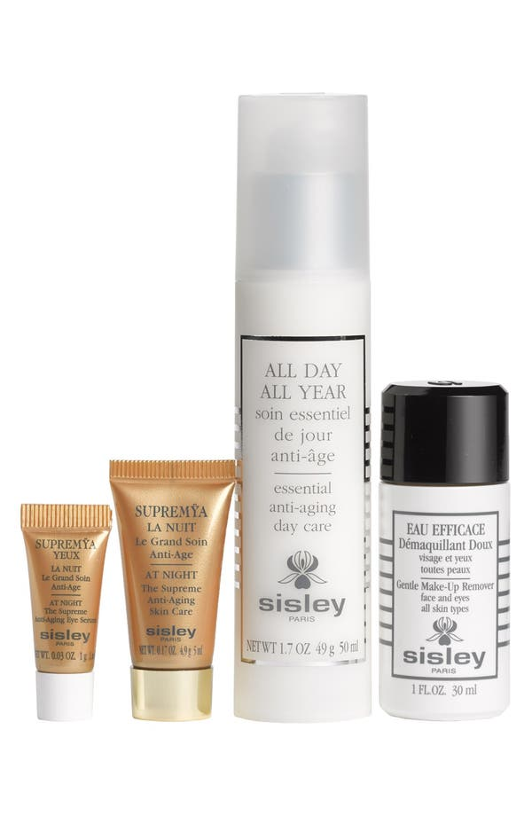 Alternate Image 1 Selected - Sisley Paris 'All Day All Year Essentials' Anti-Aging Program ($500 Value)