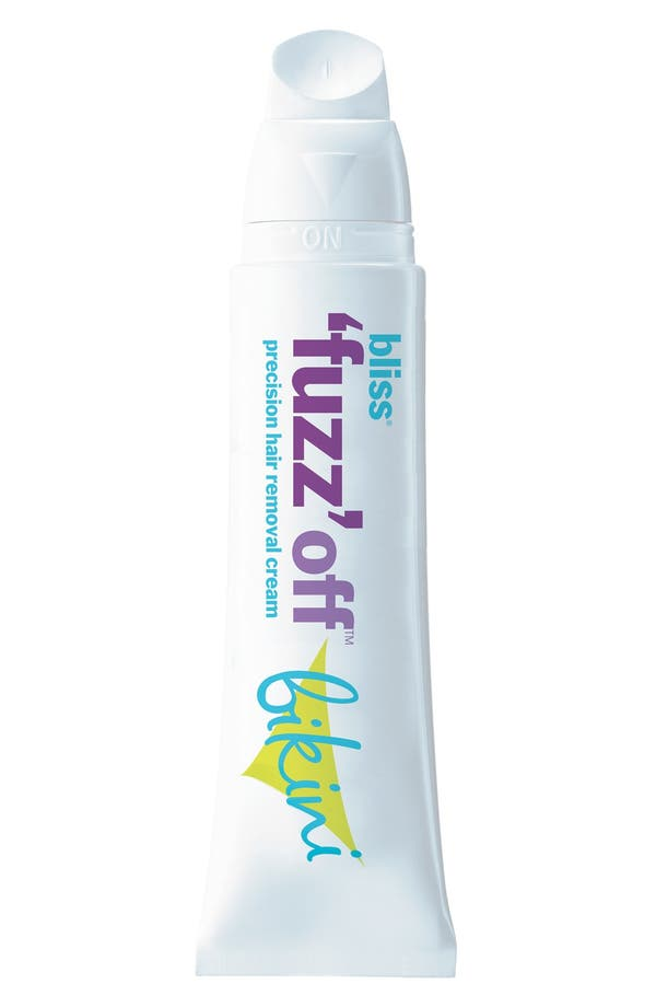Alternate Image 1 Selected - bliss® 'fuzz off!' Bikini Precision Hair Removal Cream