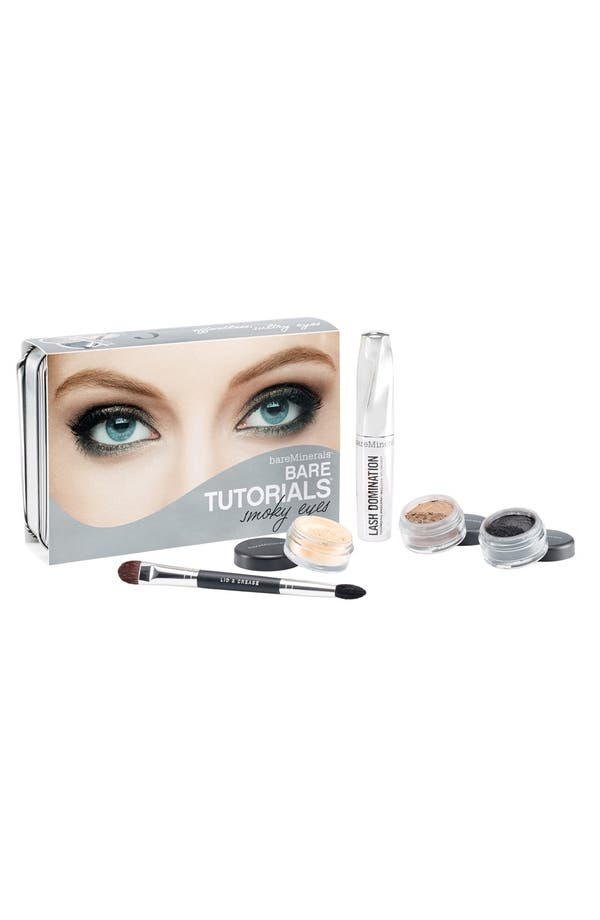 Main Image - bareMinerals Bare Tutorials Smoky Eyes Set ($57 Value)