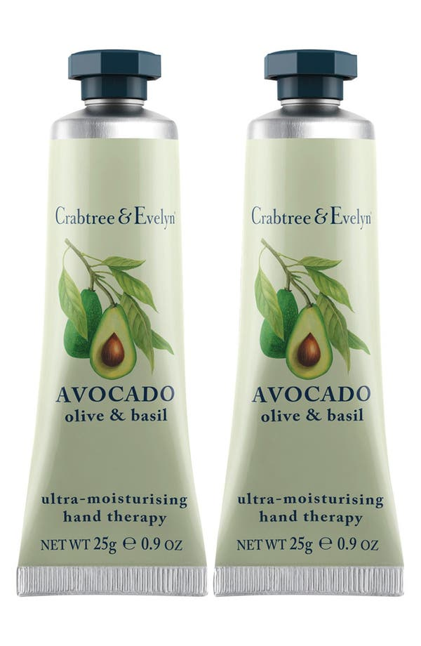 Alternate Image 2  - Crabtree & Evelyn 'Avocado, Olive & Basil' Ornament Tin