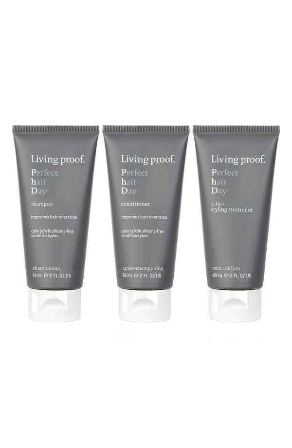 LIVING PROOF® 'Perfect hair Day™' Travel Kit