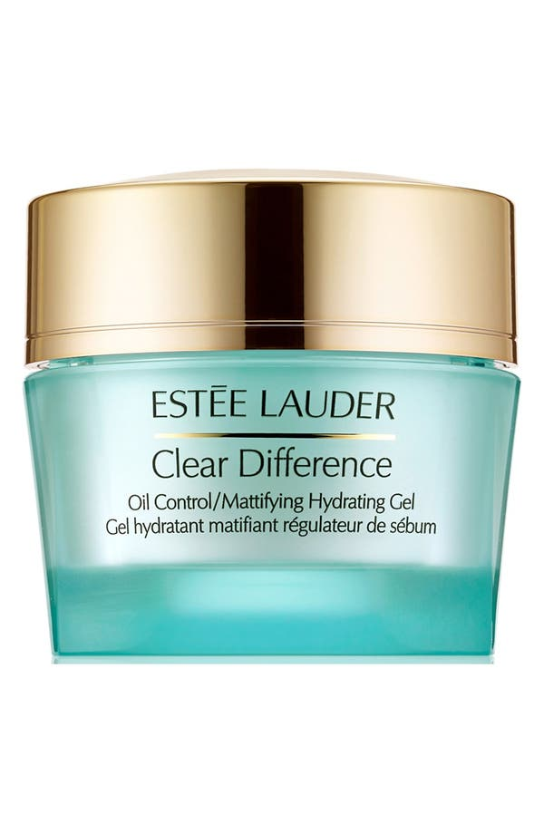 ESTÉE LAUDER 'Clear Difference' Oil Control/Mattifying Hydrating