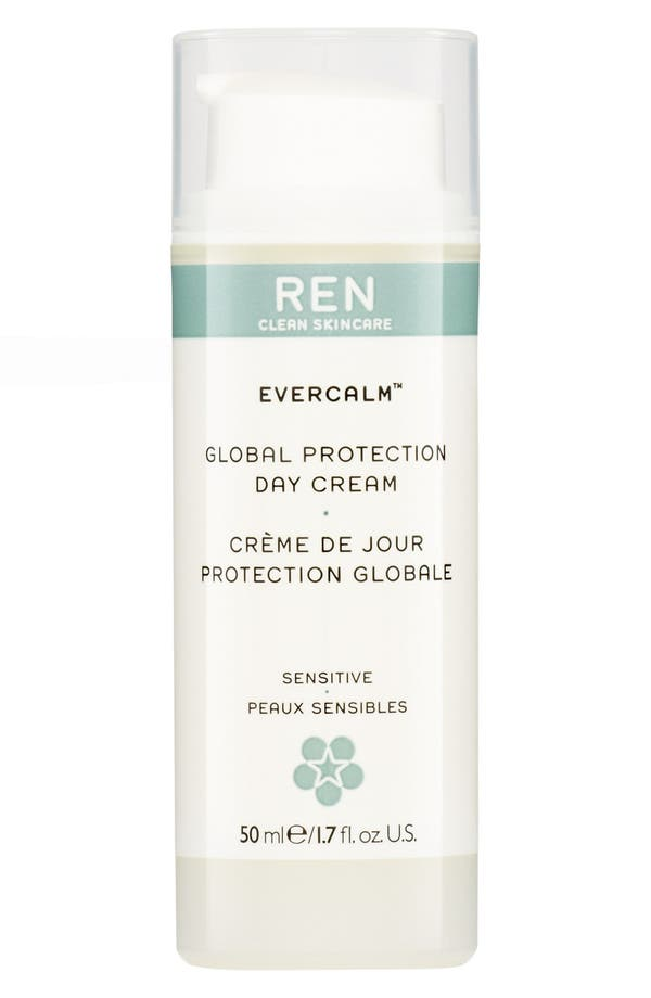 Alternate Image 1 Selected - SPACE.NK.apothecary REN Evercalm™ Global Protection Day Cream