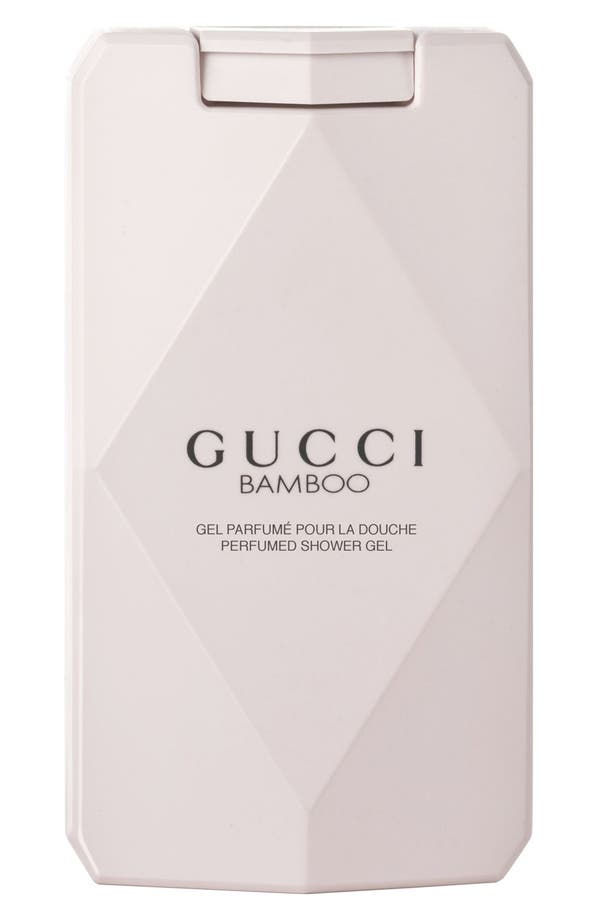 Alternate Image 1 Selected - Gucci 'Bamboo' Shower Gel