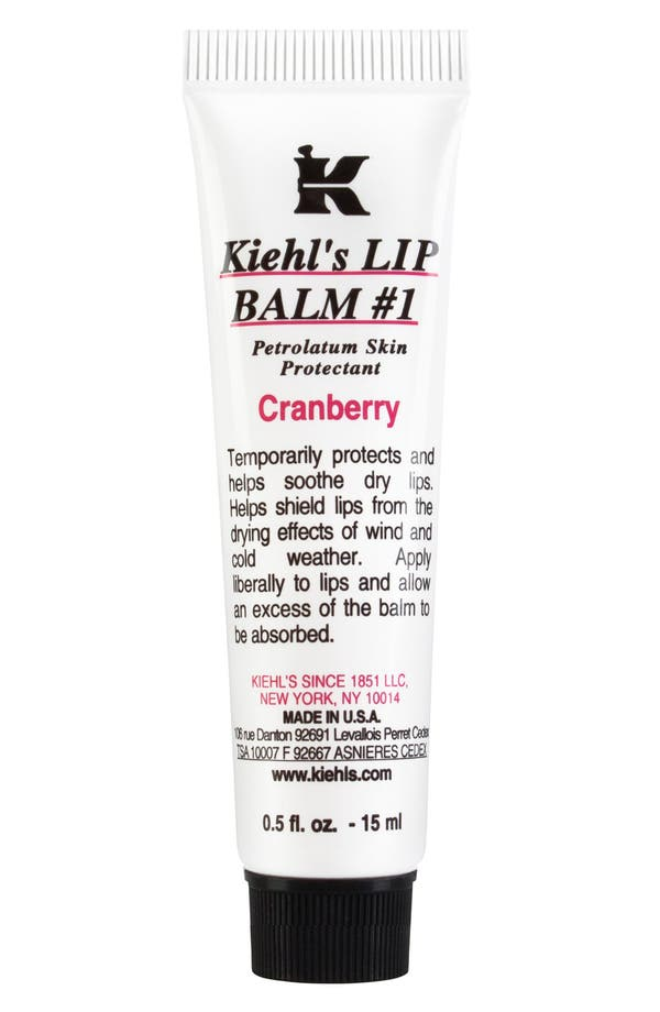 Alternate Image 1 Selected - Kiehl's Since 1851 Flavored Lip Balm #1