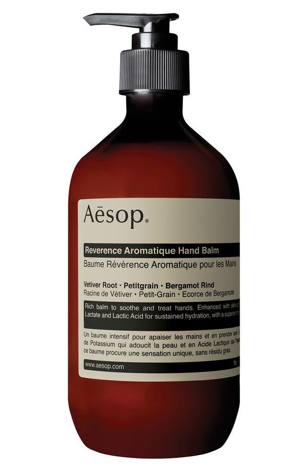 Alternate Image 2  - Aesop Reverence Aromatique Hand Balm