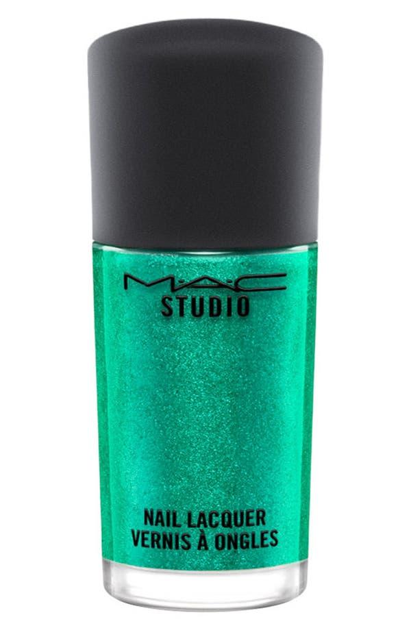 Alternate Image 1 Selected - MAC 'Studio' Nail Lacquer