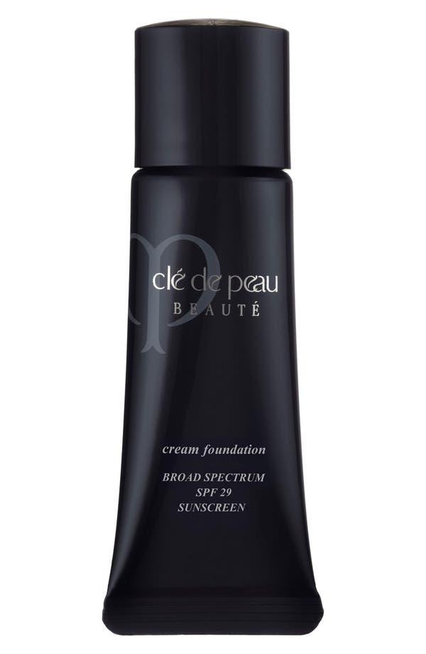 Alternate Image 1 Selected - Clé de Peau Beauté Cream Foundation SPF 29