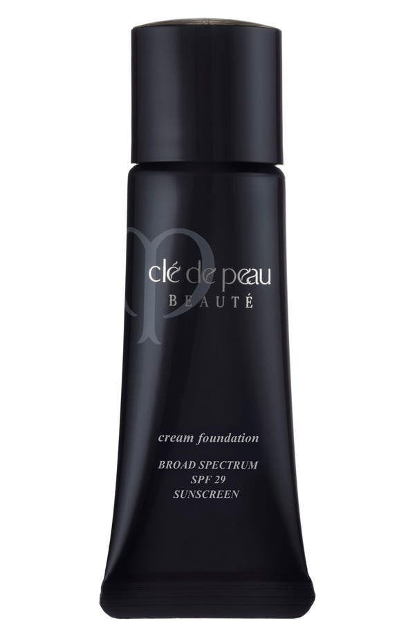 Main Image - Clé de Peau Beauté Cream Foundation SPF 29