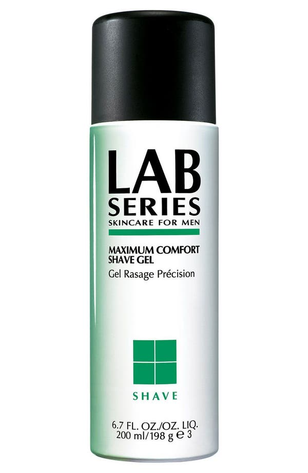 Alternate Image 1 Selected - Lab Series Skincare for Men Maximum Comfort Shave Gel