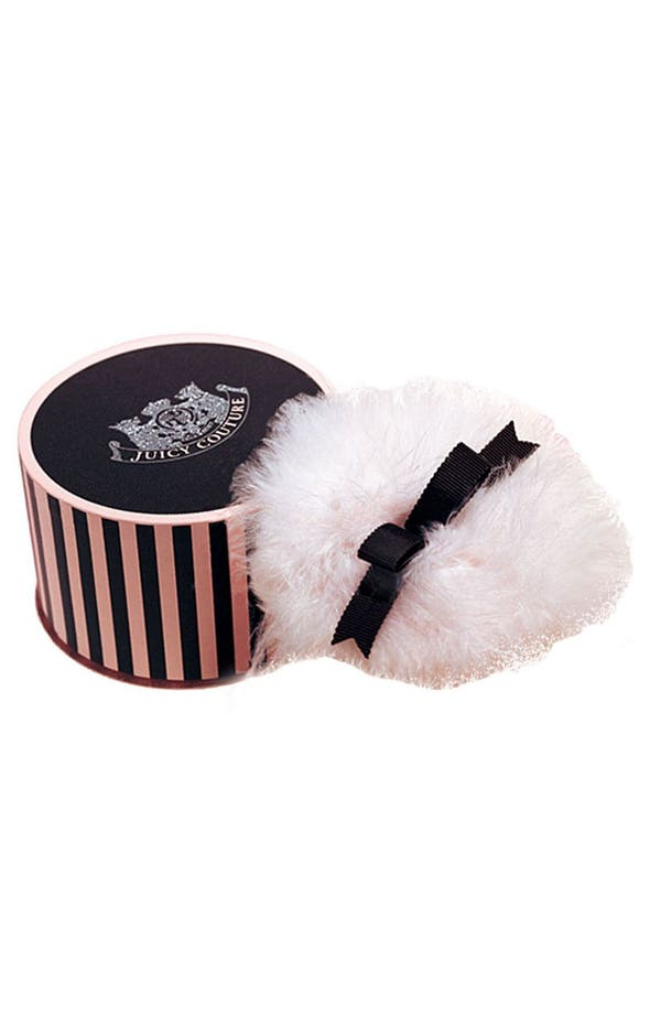 Alternate Image 1 Selected - Juicy Couture Decadent Dusting Powder