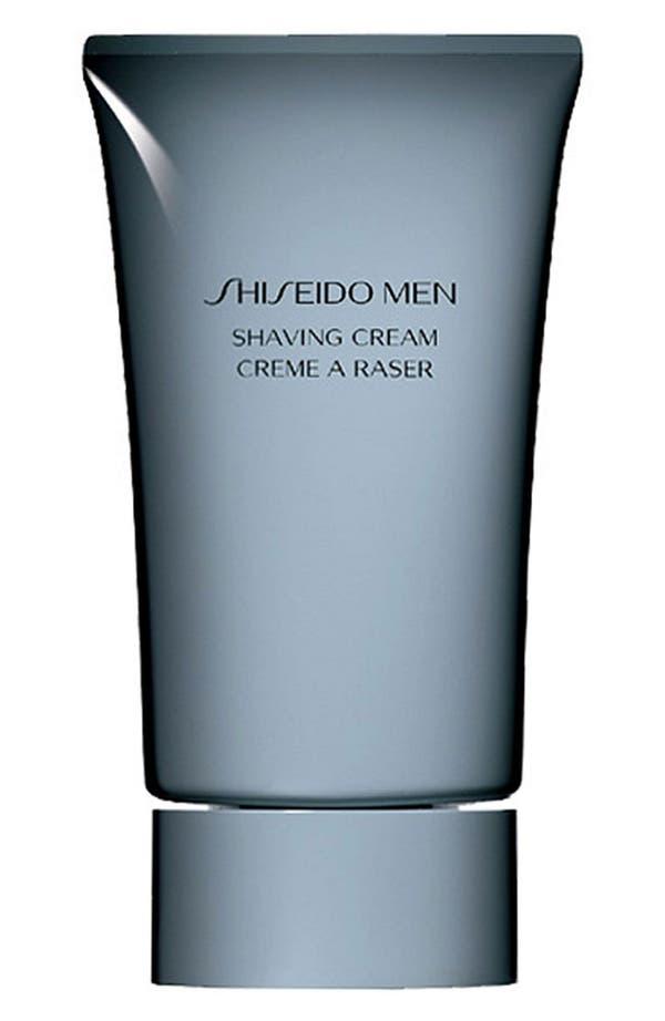 Alternate Image 1 Selected - Shiseido Men Shaving Cream