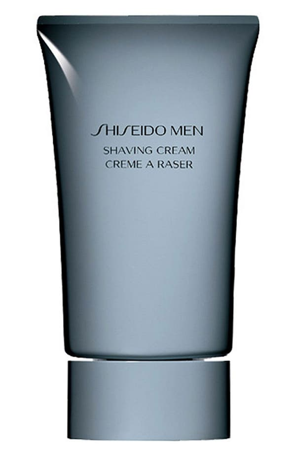 Main Image - Shiseido Men Shaving Cream