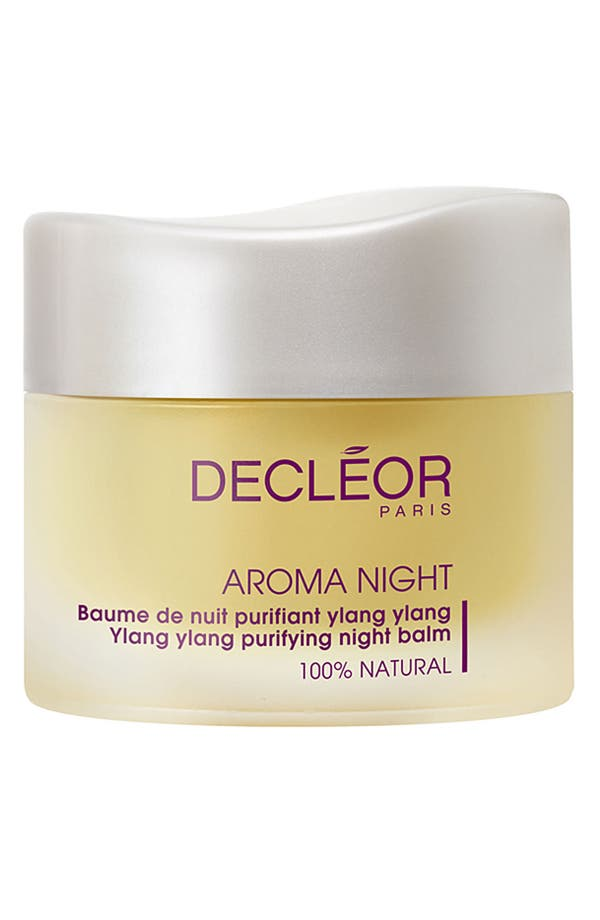 Alternate Image 1 Selected - Decléor 'Aroma Night' Ylang Ylang Purifying Night Balm
