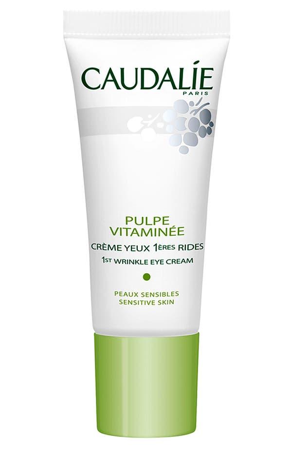 Alternate Image 1 Selected - CAUDALÍE 'Pulpe Vitaminée' Eye & Lip Cream