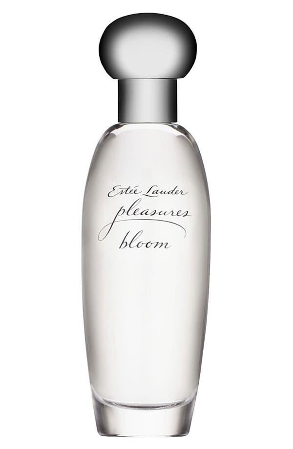 Alternate Image 1 Selected - Estée Lauder 'pleasures - bloom' Eau de Parfum