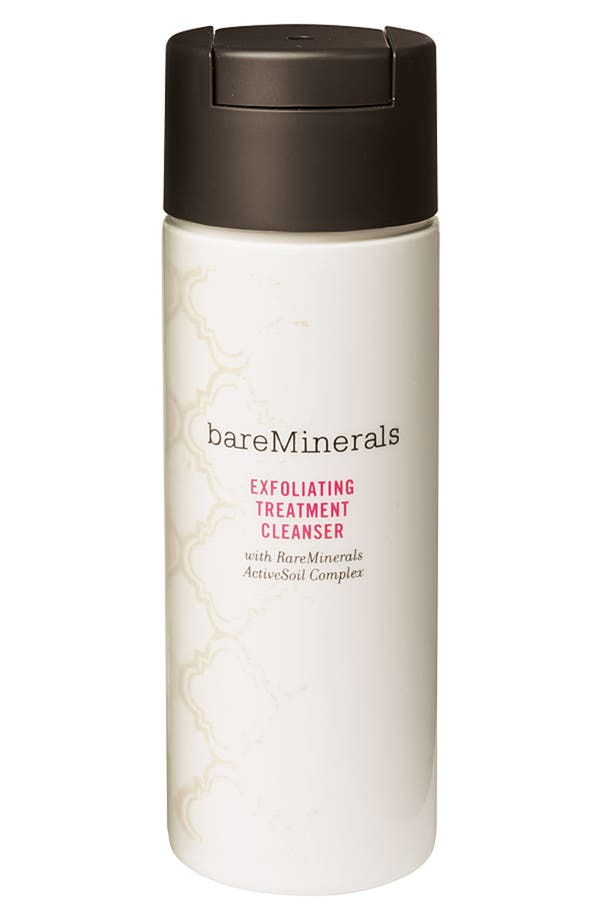 Main Image - bareMinerals® Exfoliating Treatment Cleanser