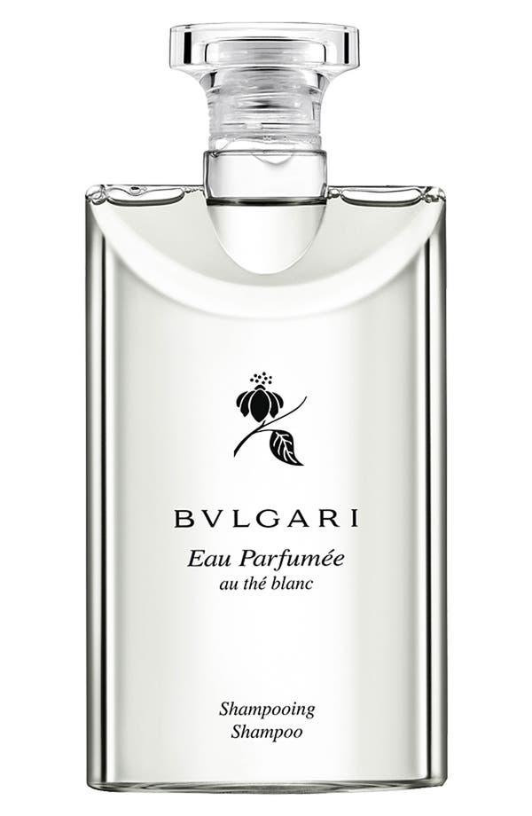 Alternate Image 1 Selected - BVLGARI 'Eau Parfumée au thé blanc' Shampoo