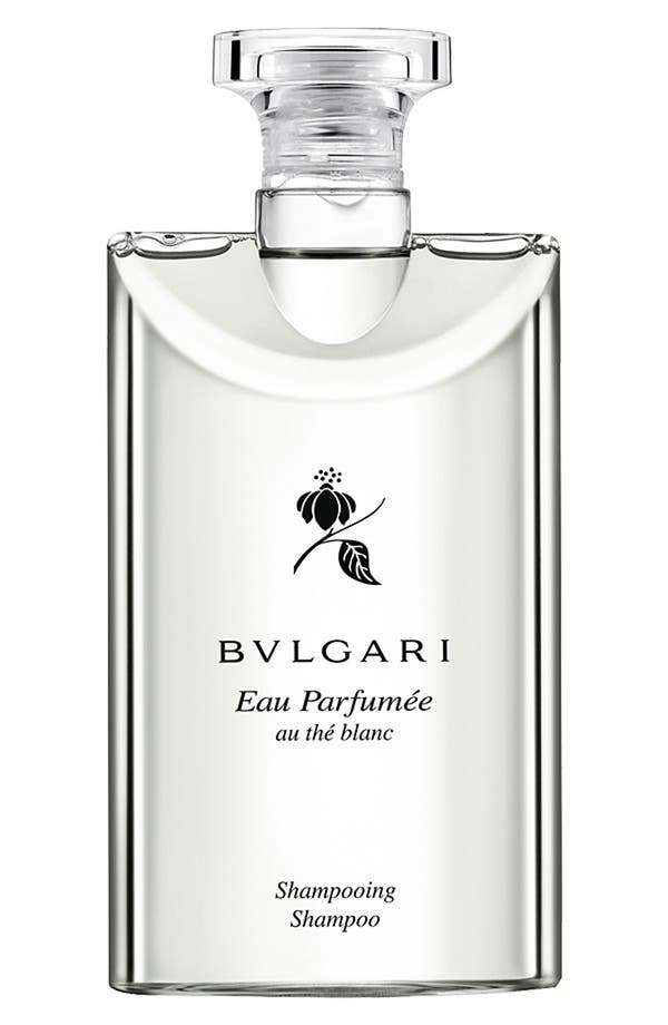 Main Image - BVLGARI 'Eau Parfumée au thé blanc' Shampoo