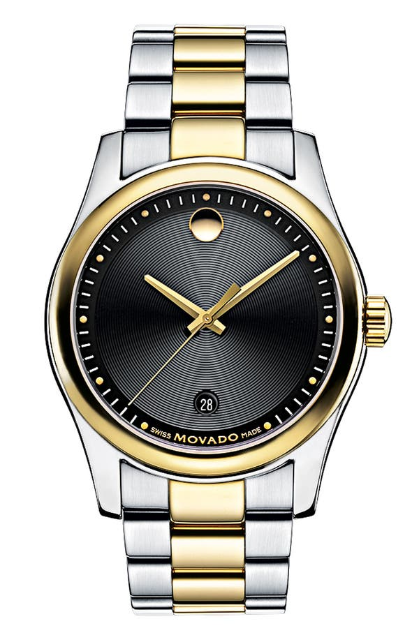 Alternate Image 1 Selected - Movado 'Sportivo' Bracelet Watch