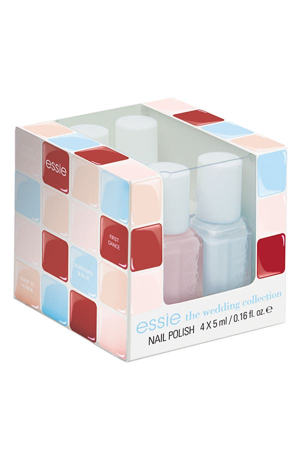 Alternate Image 2  - essie® 'Winter Collection' Mini 4-Pack