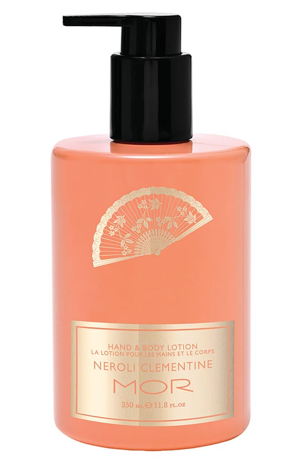 Alternate Image 1 Selected - MOR Neroli Clementine Hand & Body Lotion