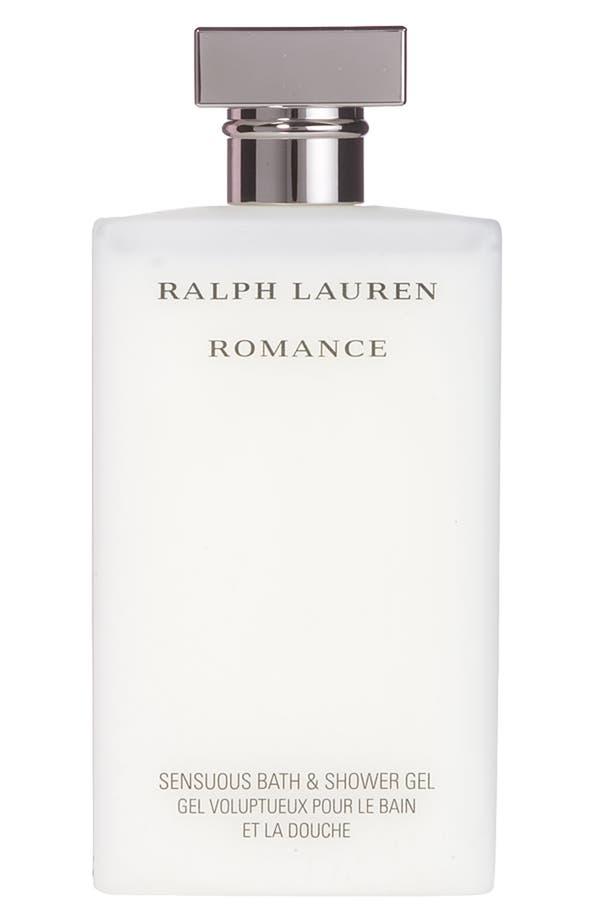 Alternate Image 1 Selected - Ralph Lauren 'Romance' Sensuous Bath & Shower Gel