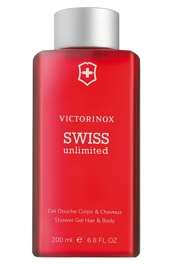 Alternate Image 1 Selected - Victorinox Swiss Army® 'Unlimited' Shower Gel Hair & Body