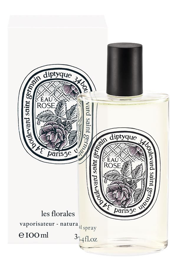Alternate Image 2  - diptyque 'Eau Rose' Eau de Toilette Spray