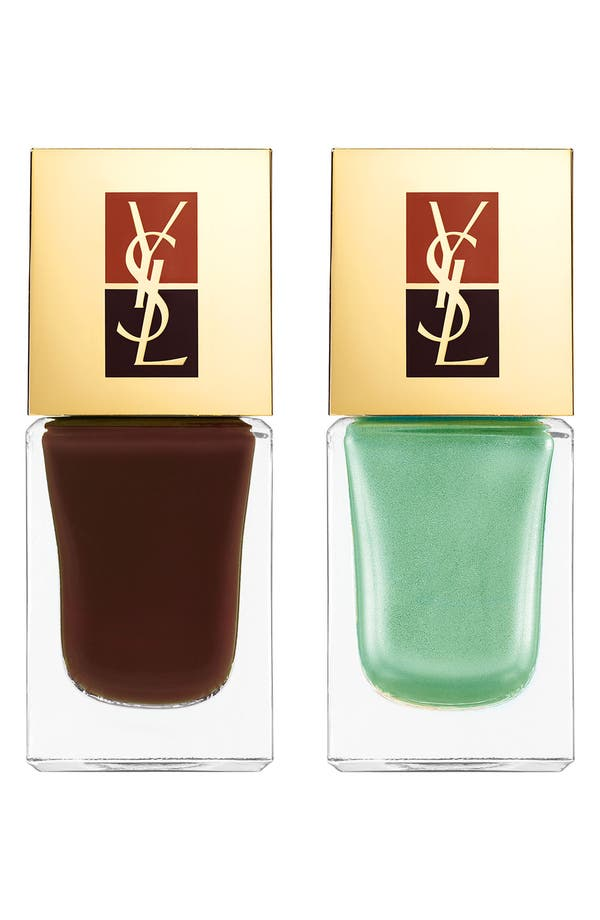 Alternate Image 1 Selected - Yves Saint Laurent 'Manicure Couture' Duo