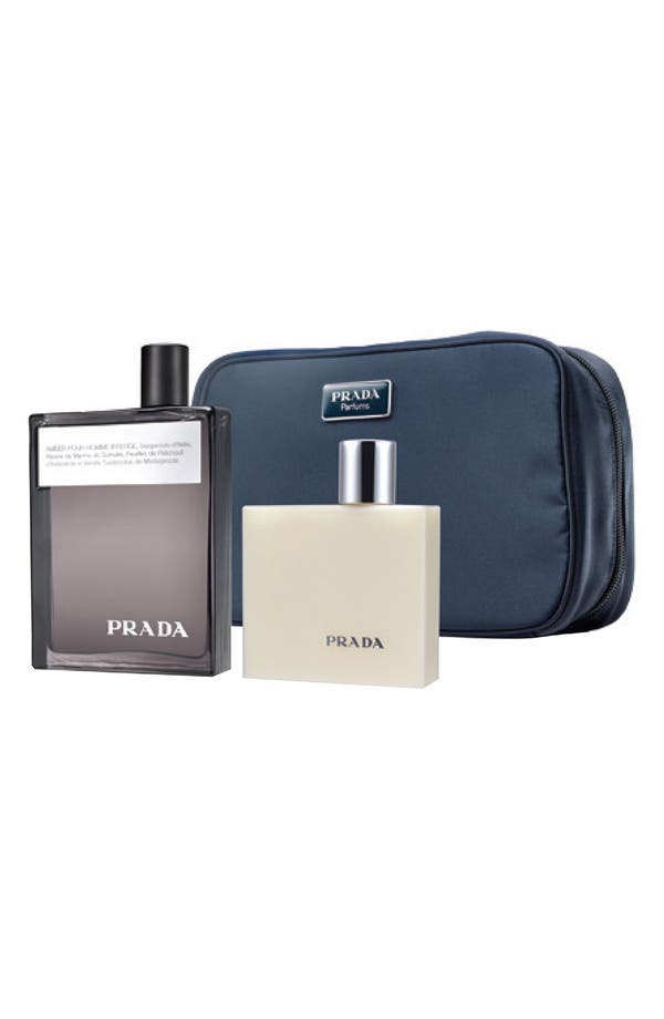 Alternate Image 2  - Prada 'Amber pour Homme Intense' Gift Set ($125 Value)
