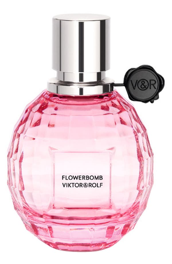 Alternate Image 1 Selected - Viktor&Rolf 'Flowerbomb La Vie en Rose' Eau de Toilette (Limited Edition)