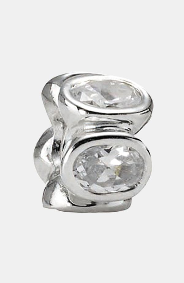 Alternate Image 1 Selected - PANDORA 'Oval Lights' Charm