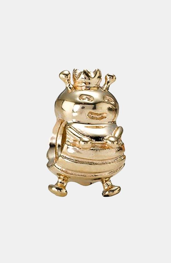 Main Image - PANDORA 'Queen Bee' Gold Charm