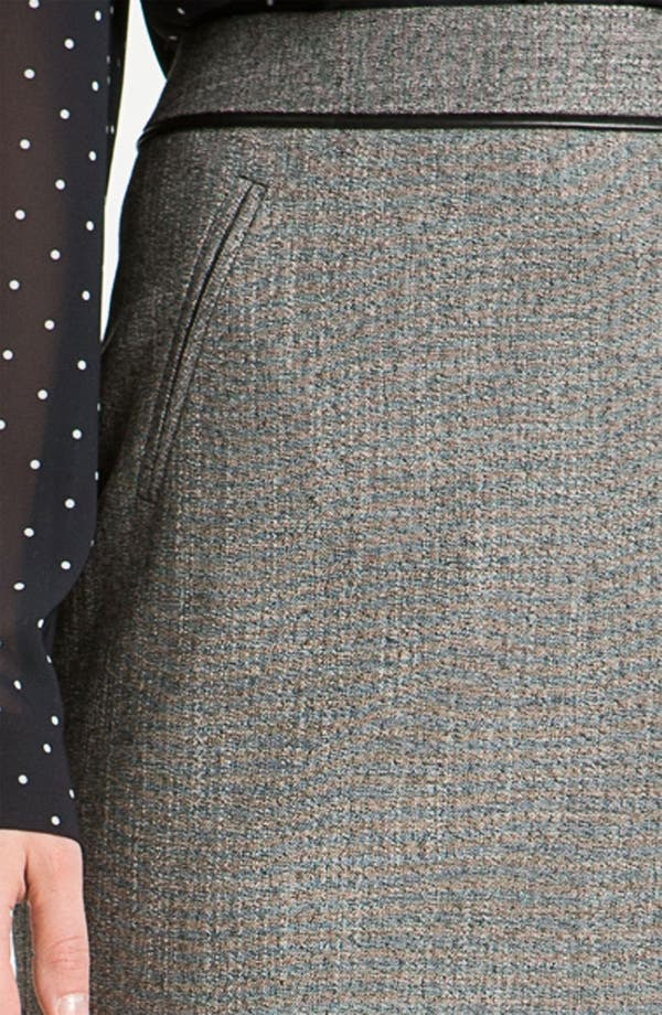 Alternate Image 3  - Halogen® Two Tone Pencil Skirt