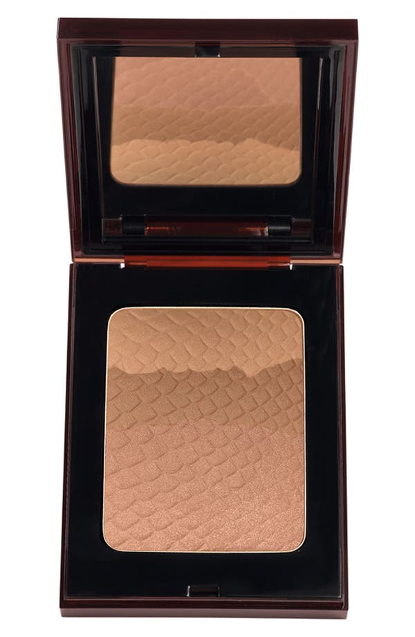 Alternate Image 1 Selected - Yves Saint Laurent 'Terre Saharienne - Poudre de Soleil' Bronzing Powder SPF 12