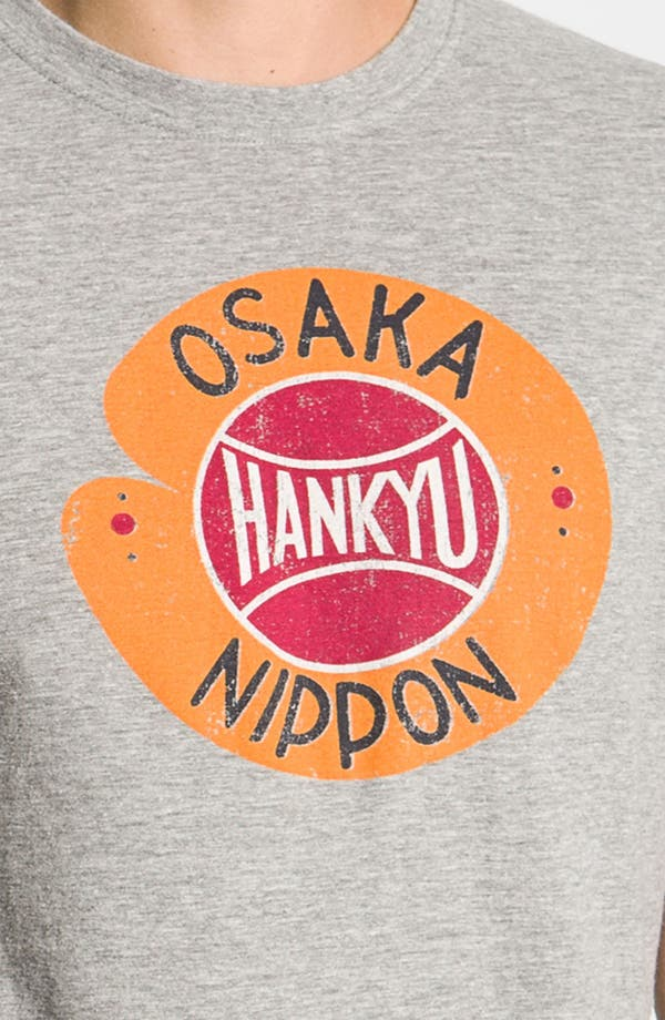 Alternate Image 3  - Red Jacket 'Hankyu Braves Osaka' Regular Fit Crewneck T-Shirt (Men)