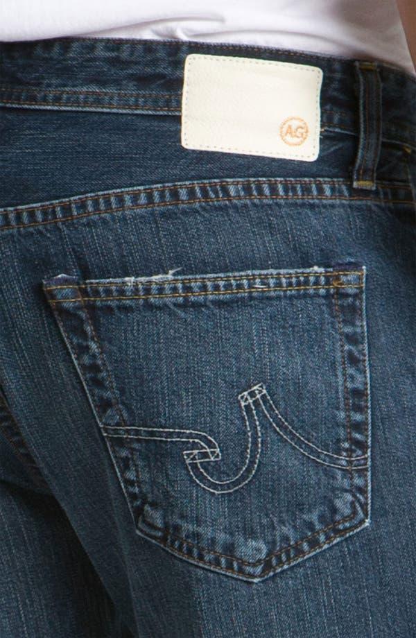 Alternate Image 4  - AG Jeans 'Protégé' Straight Leg Jeans (5 Year Overdyed)