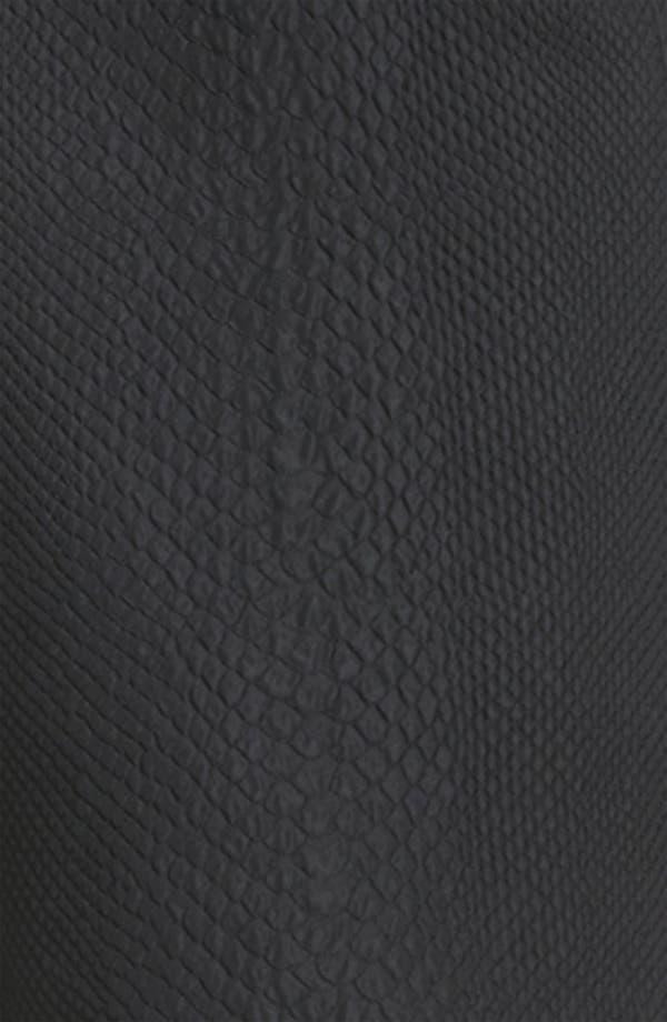 Alternate Image 3  - Lanvin Python Print Cloqué Jacquard Dress
