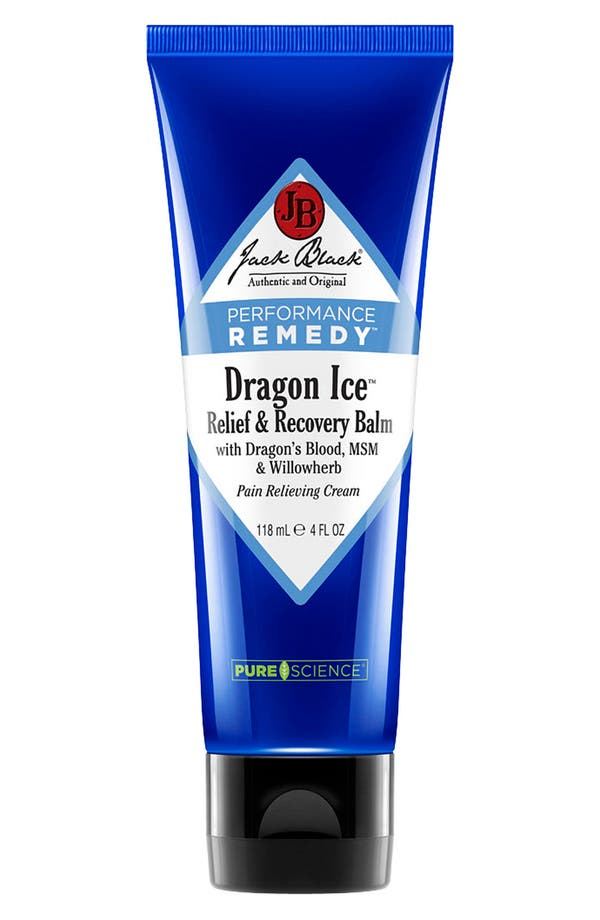 Alternate Image 1 Selected - Jack Black 'Dragon Ice' Relief & Recovery Balm