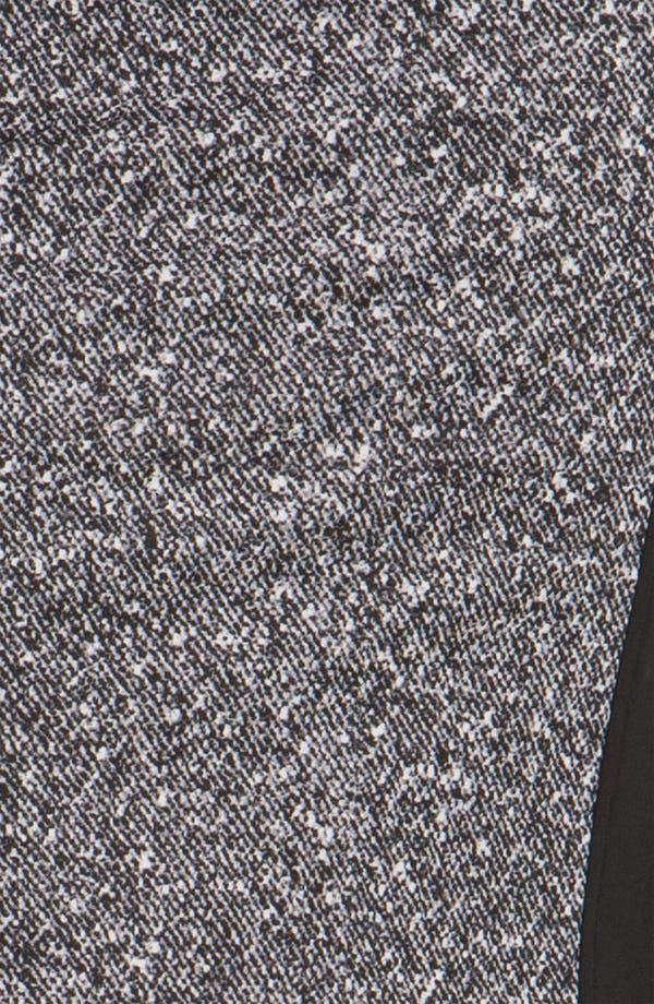 Alternate Image 3  - MICHAEL Michael Kors Print Panel Ponte Skirt
