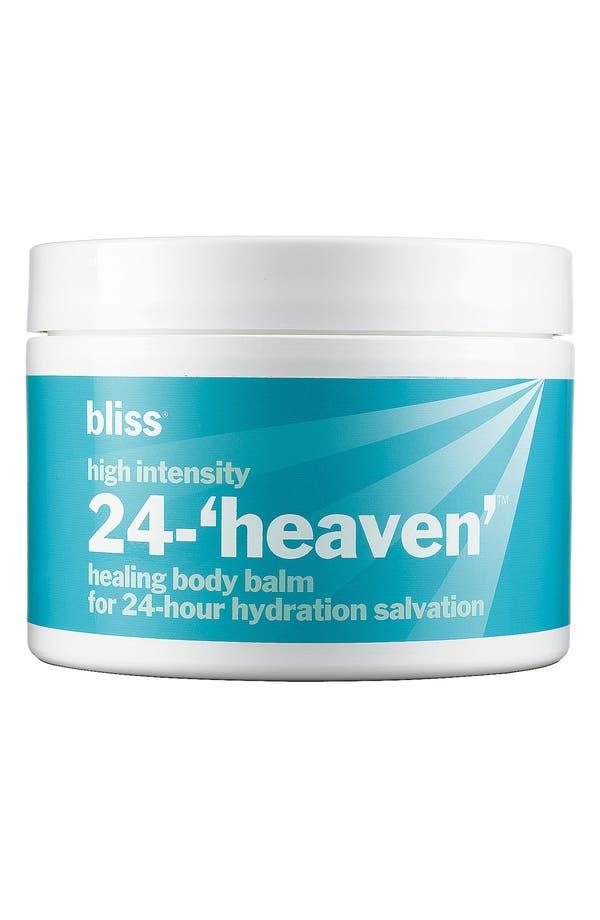 Main Image - bliss® 'high intensity 24-heaven' Healing Body Balm (8 oz.)