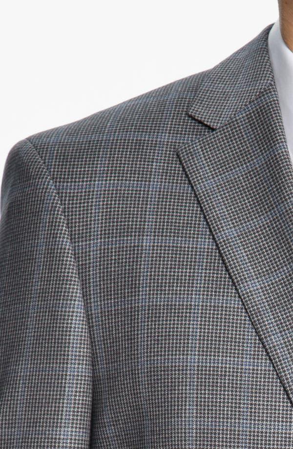 Alternate Image 3  - BOSS Black 'Pasini' Houndstooth Sportcoat