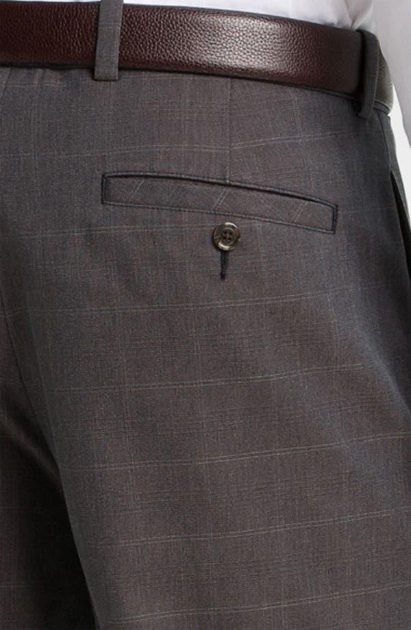 Alternate Image 3  - John W. Nordstrom® Smartcare™ Supima® Cotton Pants