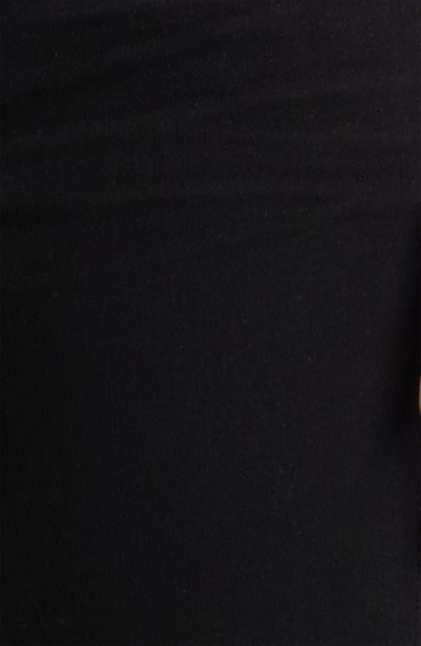 Alternate Image 2  - J Brand + Christopher Kane Overdyed Skinny Stretch Jeans