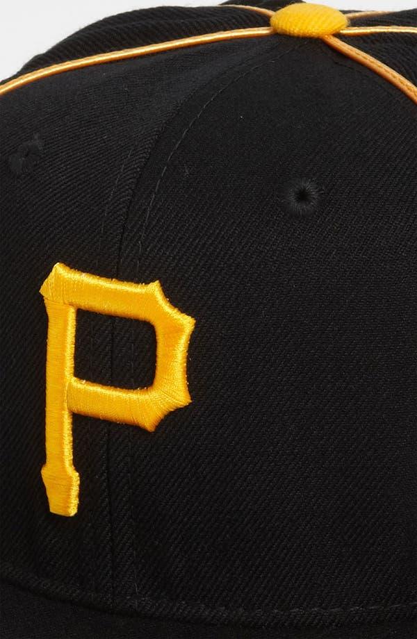 Alternate Image 3  - American Needle 'Pittsburgh Pirates - Timekeeper' Baseball Cap
