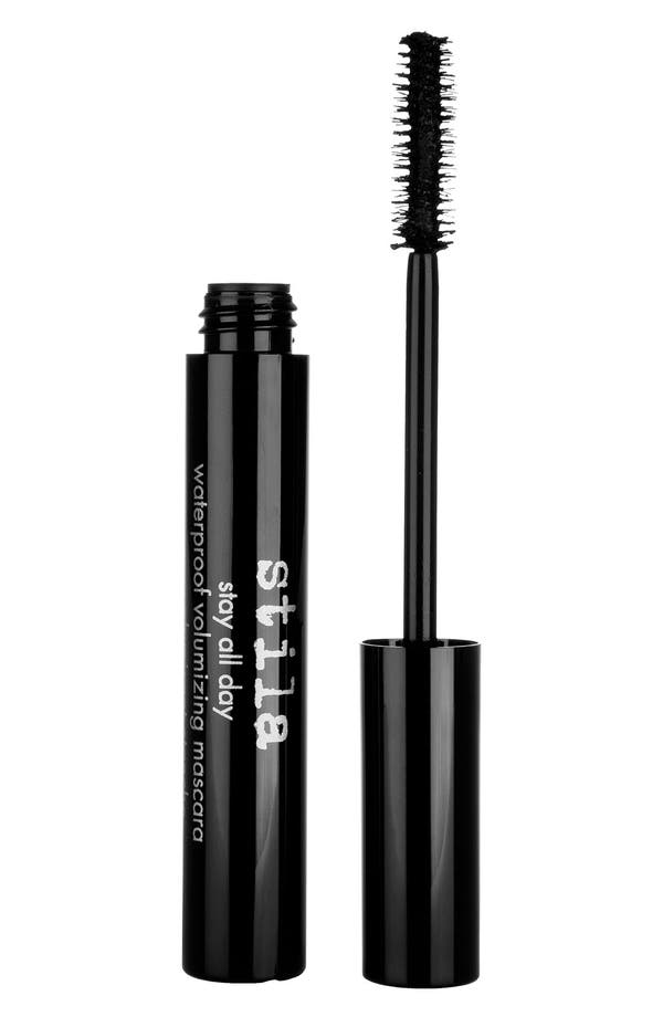 Main Image - stila 'stay all day' volumizing waterproof mascara