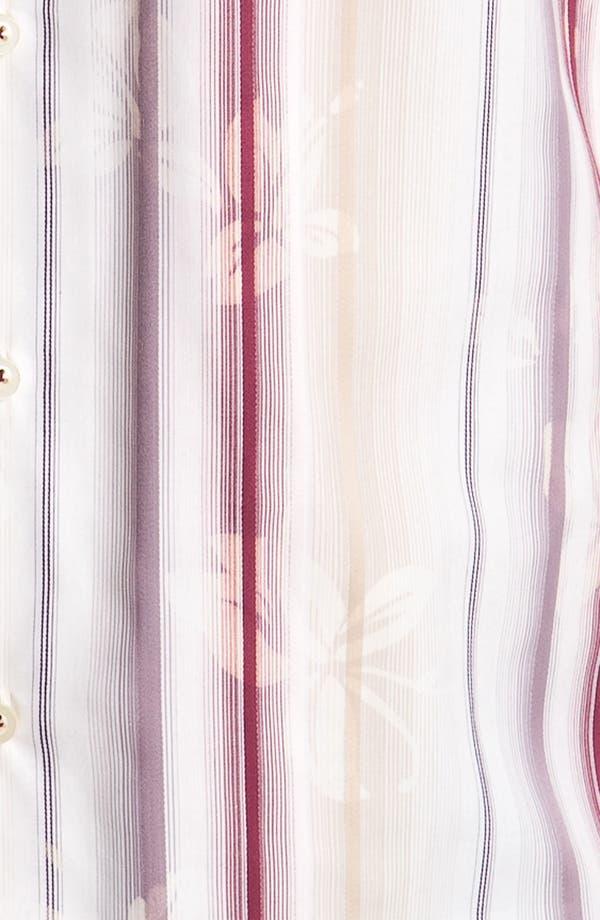 Alternate Image 3  - Tommy Bahama 'Fleur de Soleil' Sport Shirt