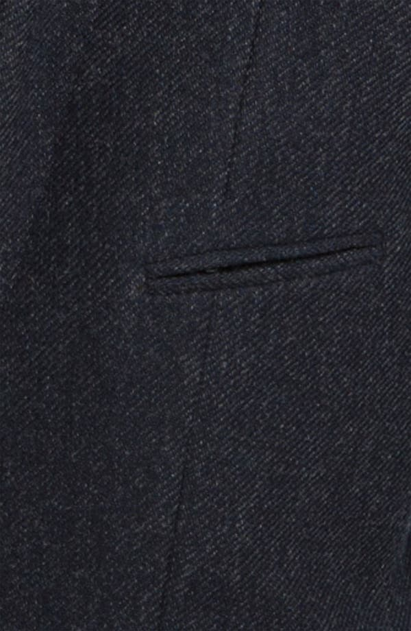 Alternate Image 3  - Edun One Button Twill Woven Blazer