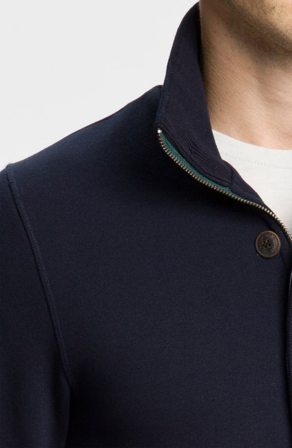 Alternate Image 3  - Ted Baker London 'Nordman' Sweatshirt Cardigan